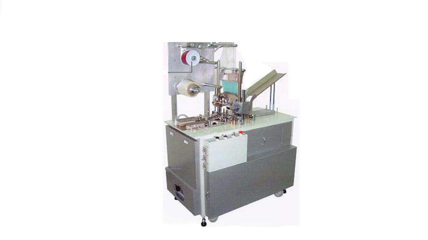 automatic overwrapping machine