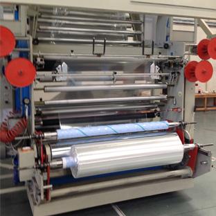 polyolefin shrink machine